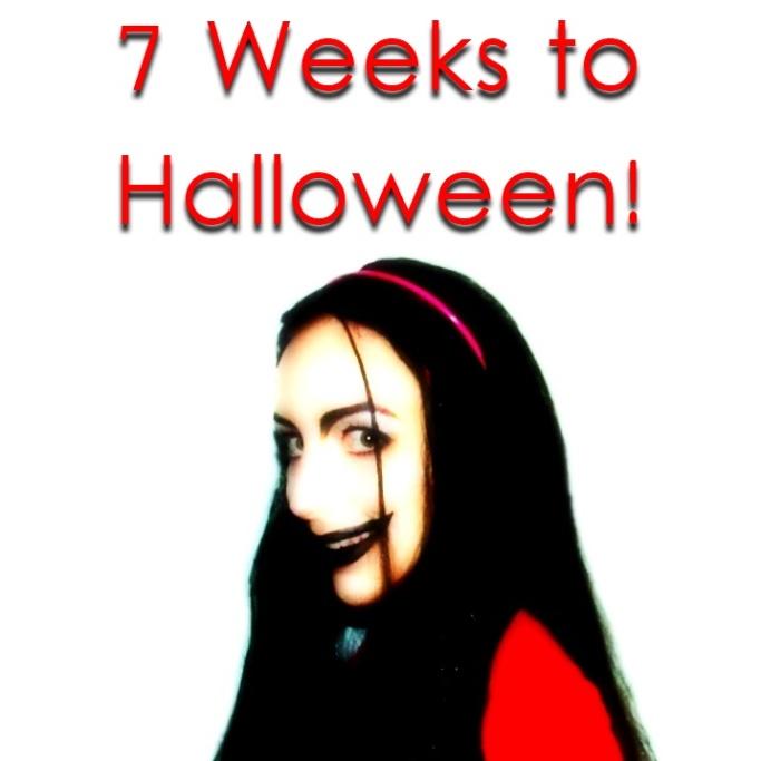 7 Weeks to Halloween